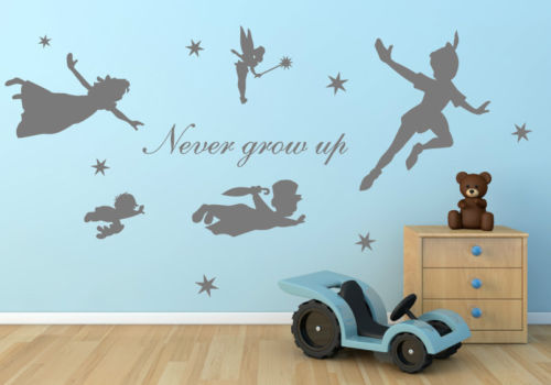 tinkerbell wandtattoos kaufen billigtinkerbell wandtattoos partien aus china tinkerbell. Black Bedroom Furniture Sets. Home Design Ideas