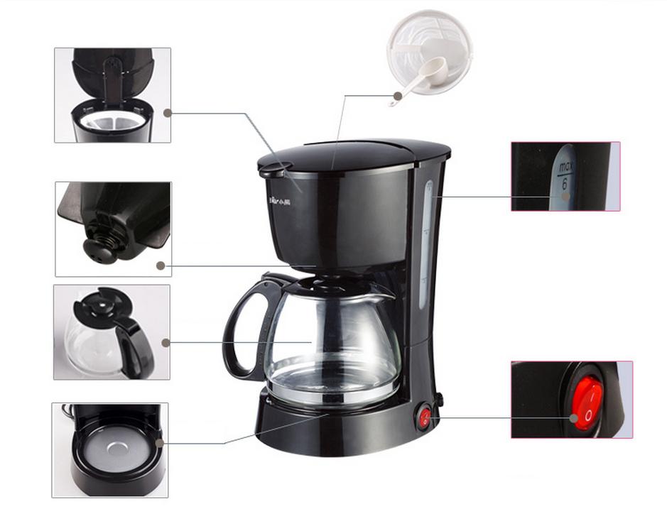 American Coffee Machine Home Mansion