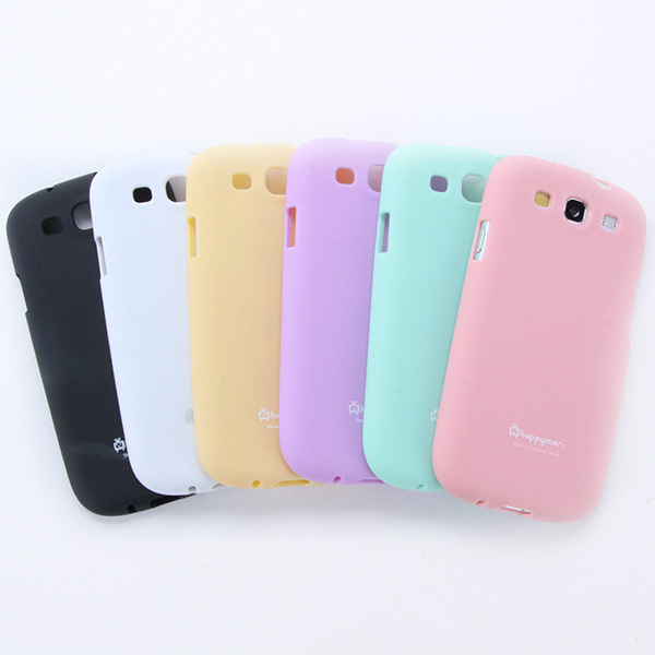 Trendy Topping TPU Sherbet Soft Candy Case Cover For Samsung Galaxy S3 i9300(China (Mainland))