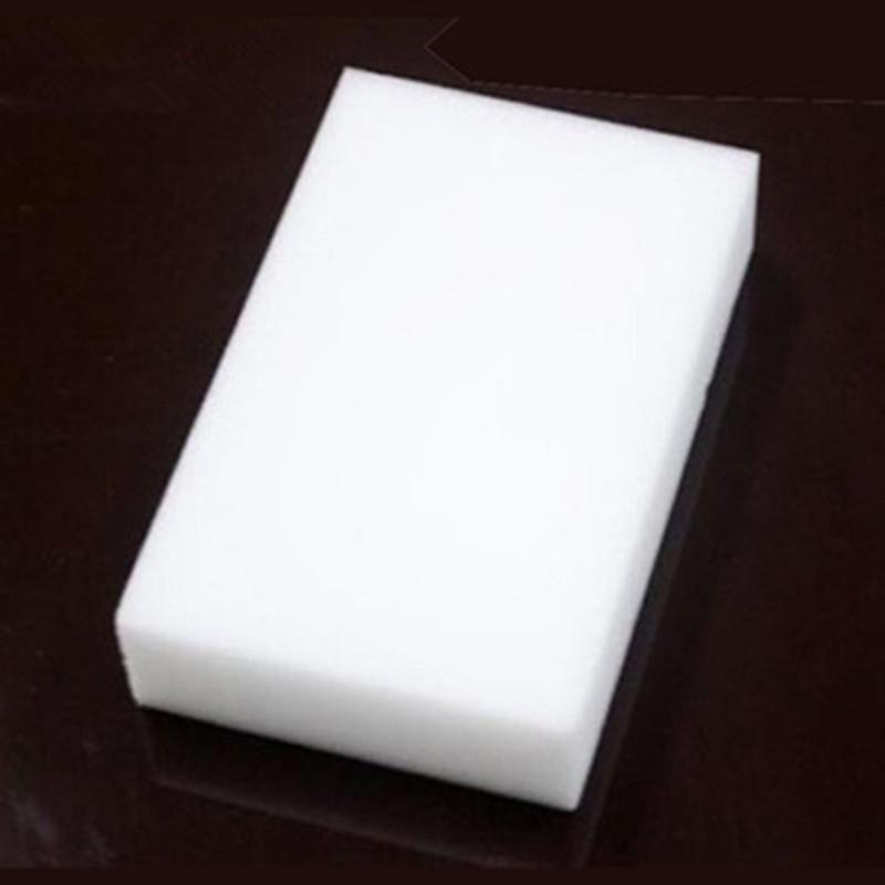 New Arrival Melamine Sponge Home Cleaner Kitchen Helper Genuine White Cleaning Magic Nano Sponge With Eraser Size 100*60*20mm(China (Mainland))