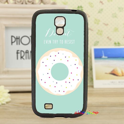 mint color Dont even try to resist Sweet ring cell phone case cover for Samsung S3 S4 S5 S6 S7 Note 2 Note 3 Note 4 #2219(China (Mainland))
