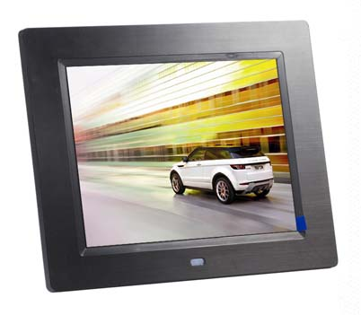 New 8-Inch / AA Screen / Lithium / 800 * 600 / HD Screen Digital Photo Frame / Electronic Album / Photo Frame Free Shipping(China (Mainland))