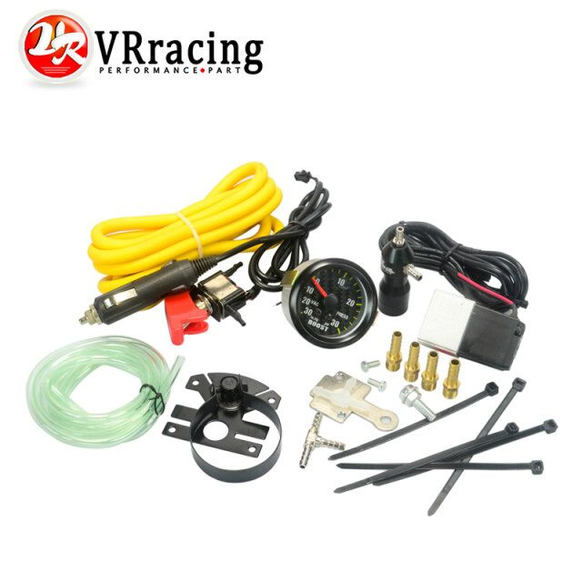 VR RACING-TURBO Manual Boost Controller Dual Stage Upgrade Kit NEW Release VR3134