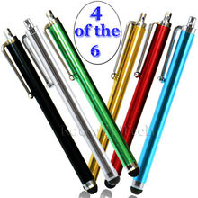 4PCS Capacitive Stylus / Styli Pen Touch Screen Tablet Pen (6colors Available) for Lenovo YOGA Tab 3 8inch/10inch YOGA Tab 3 Pro(China (Mainland))