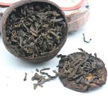 Orange Puer Tea 8685 China Organic Mini Tuo Cha Ripe Puerh Health Care Slimming Shu Pu