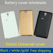 New for Samsung Galaxy Note 3 N9000 N9005 battery cover original battery back cover case white black pink 1piece housing