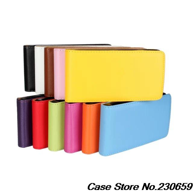FOR Xperia miro ST23I genuine leather case,Ultra-thin fashion flip case Sony - Colourful store