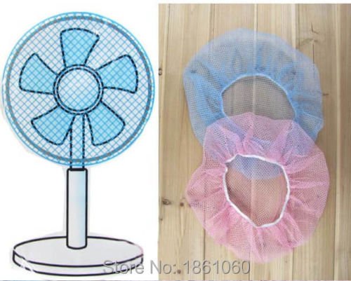 Safety Mesh Nets Cover Fan Dust Cover For Kids(China (Mainland))