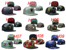 2014 new fashion  Hater Snapbacks adjustable baseball snapback hats and caps flower brim sports hip hop cap(China (Mainland))