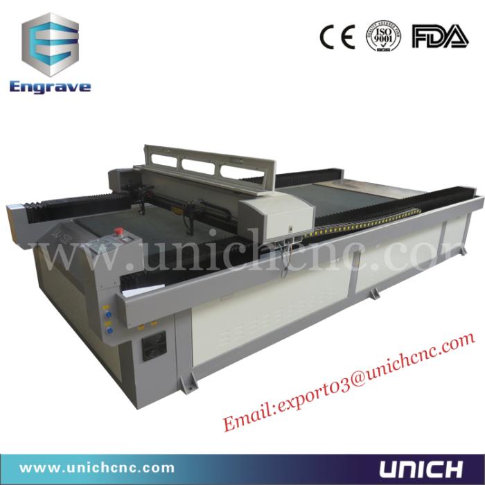 Low price cnc laser engraving machine plywood