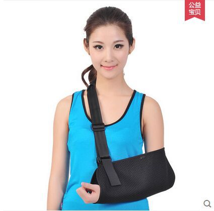 Medical rehabilitation equipment Forearm sling collarbone broken arm sling protectors fixed arm shoulder joint dislocation(China (Mainland))