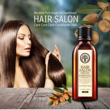 Moroccan Pure Argan Oil Hair Care 60ml Hair Oil Treatment For Dry Hair Types Hair & Scalp Treatment(China (Mainland))