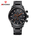 Relogio Masculino Men Sports Watches LONGBO Brand Chronograph Mens Casual Quartz Watch Stainless Steel Men Watches