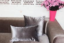 Список высококлассные звездное горный хрусталь вельвет подушка поясничная подушка обычный диван подушка