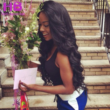 4 Bundles Malaysian Body Wave Human Hair Extensions 7A Unprocessed Wavy Weaves Virgin 1B - Hao Beauty Co.,Ltd. store