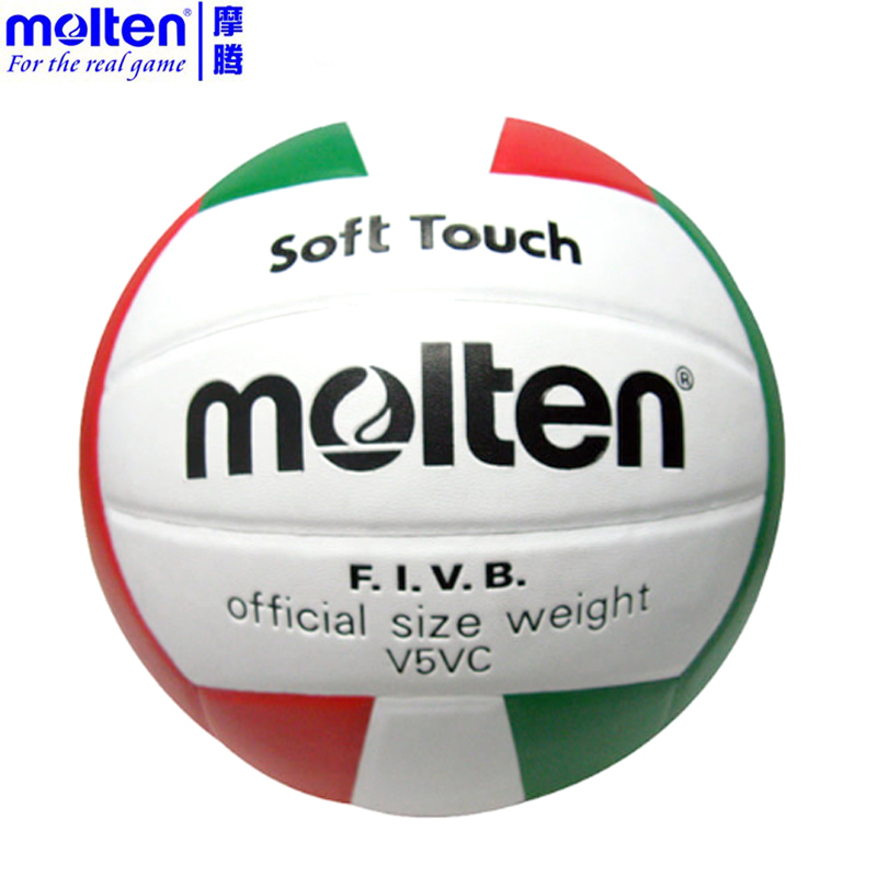 PVC Leather Official Weight Size 5# Volleyball Game Match Balls Weight Outdoor Indoor Training Compitition Balls Beach Handballs(China (Mainland))