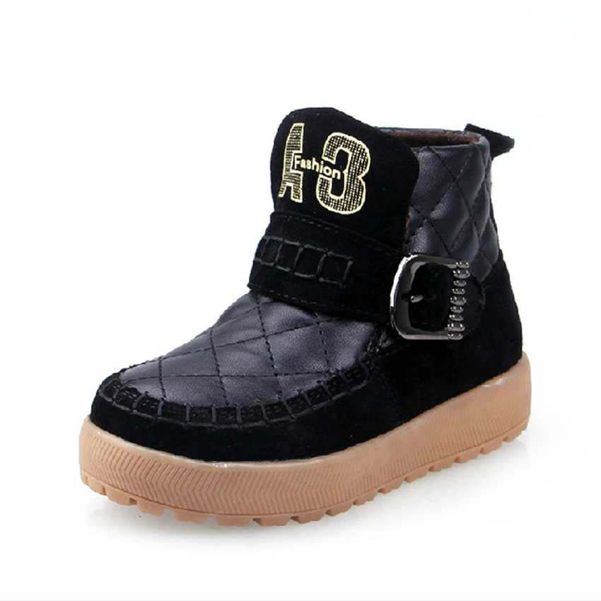 Brand Children Sneakers Boys Girls 2016 Fashion Basketball Shoes Kids Foot Protection Sports Sports Footwear Boot B-979(China (Mainland))