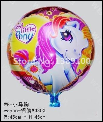wholesales animals Ballons helium pet FLYING horse balloons wedding decoration baby girl balloon unicorn party supplies globos(China (Mainland))