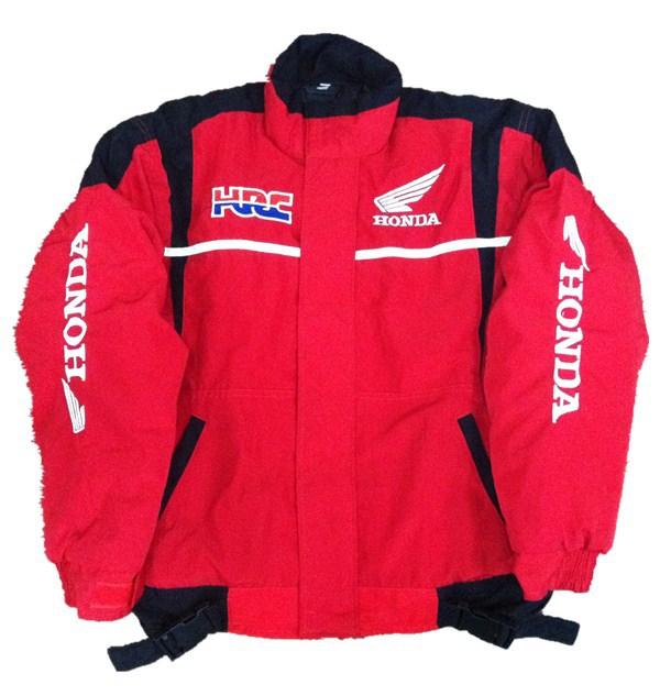 2015 new F1 honda MOTO GP JACKET RACING COAT(China (Mainland))