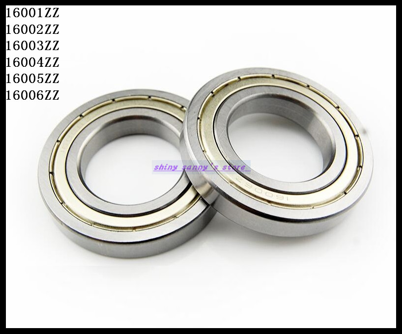 15pcs/Lot 16001ZZ 16001 ZZ 12x28x7mm Metal Shielded Deep Groove Ball Bearing Brand New