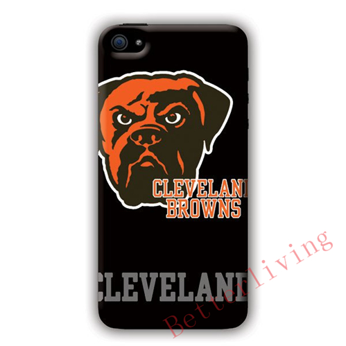 Browns Logo Dog fashion cell phone case cover for samsung galaxy S3 S4 S5 S6 S7 Note 2 Note 3 Note 4 #R167(China (Mainland))