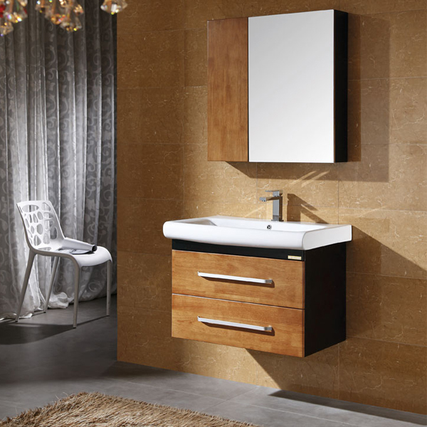 New Arrival Low Price Wall Mounted Bathroom Cabinet HS