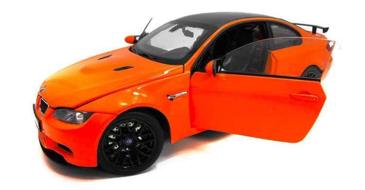 Car Styling 1:18 Die cast Model Car Brinquedos For M3 GTS Sport Car Vehicles Alloy Scale Model Toys Gift Display Collection(China (Mainland))