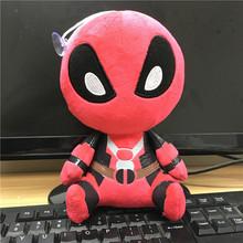2016 Marvel Movie Lovely Mini Deadpool Soft  Plush Doll Toy Figure 20CM Kids Toys Gift(China (Mainland))