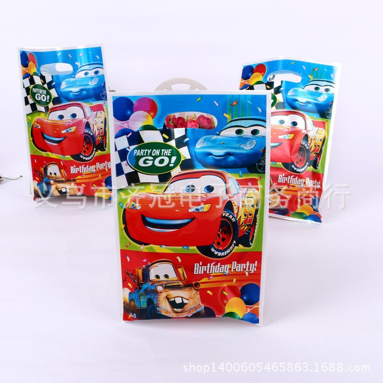 90pcs Car Toys Children Birthday party Supplies Paper  Event & Party Decoration Baby Birthday Accessories For boy Cake Plate Cup