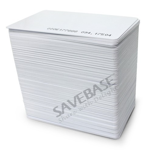 HOMSECUR NEW 100pcs125K Thin RFID Proximity ID Card For Access Control And Time Clock Use(China (Mainland))