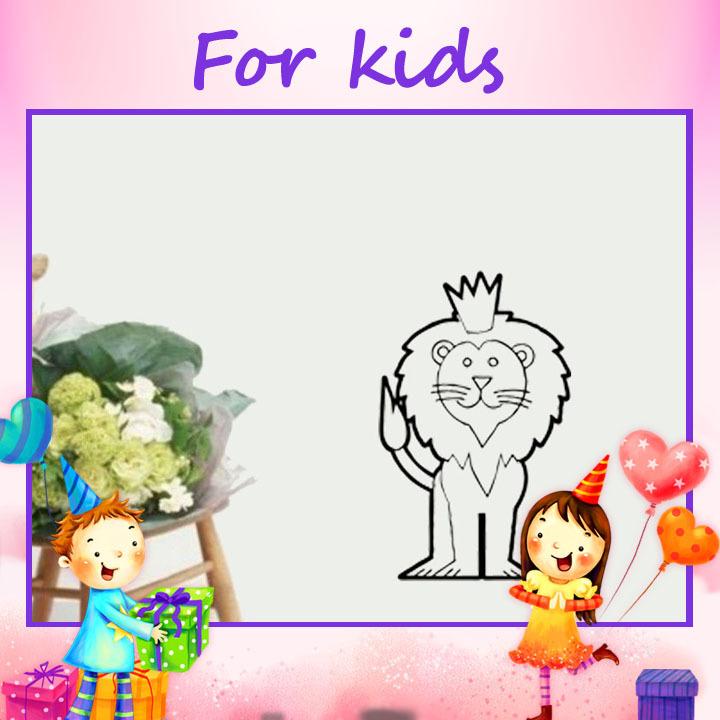 Dibujos Animados de Leones Bebes León de Dibujos Animados