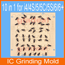 IC Chip Grinding Mold CNC Engraving Router for iPhone 4S 5 5C 5S 6 Plus Mainboard HD Nand Flash Baseband ID iCloud Unlock Bypass(China (Mainland))