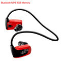 Wholesales AAA Real 8GB Sport Bluetooth MP3 Player for Son Walkman NWZ W262 8G Reproductor mp3
