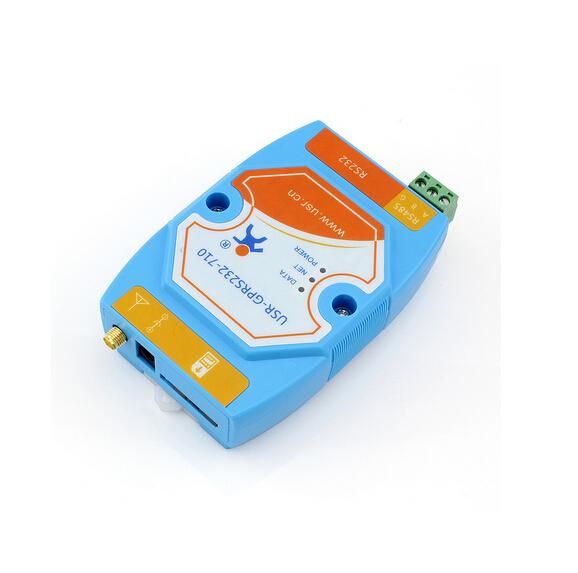 Здесь можно купить  Serial RS232/RS485 to GPRS Converter, Support ing GSM Network  Безопасность и защита