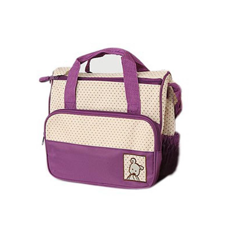 Maternity Nappy Bag For Baby Mummy Bolsa Maternidade Infant Diaper Bags Infantile Mama Stroller Maternity Stuff Storage B0030