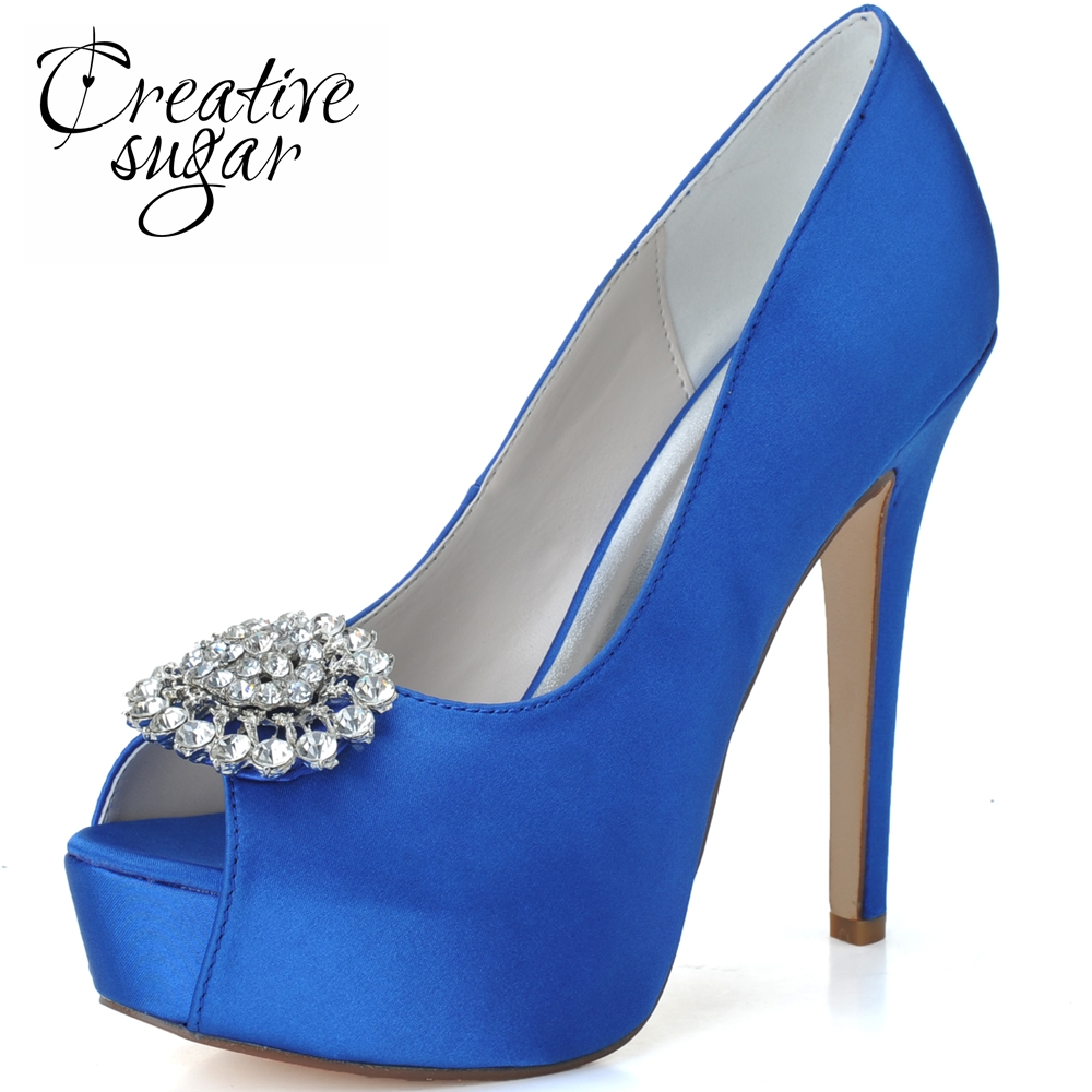 High Quality Royal Blue Bridal Shoes Buy Cheap Royal Blue Bridal