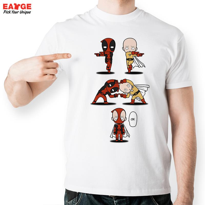 Dead Fuse One Punch Man Into Ok T Shirt Creative Funny Design T ...