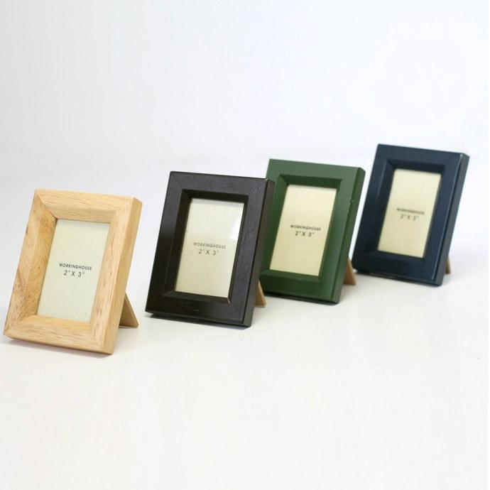 Mini Rubber Wood Photo Frame (MINI005), Series, thumbnail frames, best gifts children, wedding guests etc. - China TreasureHunt Home Decoration Co. Ltd. store
