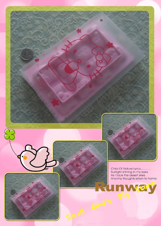 5pcs 8 holes hello kitty cat chocolate mould/ ice cream maker mould/ice tray mold/cake decoration/promotinal gift(China (Mainland))