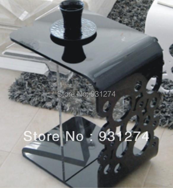 Wohnzimmer Beistelltisch: Wandregale Und Organisation Zu Hause In ... 20 Beispiele Wohnzimmertisch Aus Acryl