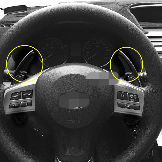 2013-2015 for Toyota 86/Subaru BRZ/Scion FR-S DSG Paddle Shifter Extension Black 2PS<br><br>Aliexpress