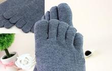 Men Women Socks Sports Ideal For Five 5 Finger Toe Shoes Unisex