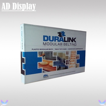 10ft Straight Exhibition Fabric Banner Pop Up Backwall Display Stand With Single Side Stretch Graphic Printing (Include End Cap)(China (Mainland))