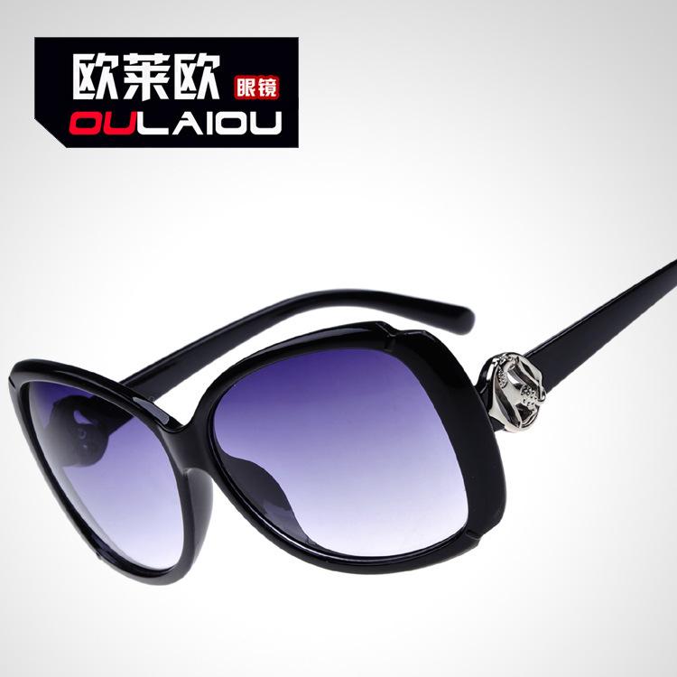 Sunglasses Women Luxury Fashion Sun Glasses Woman Vintage Sunglass