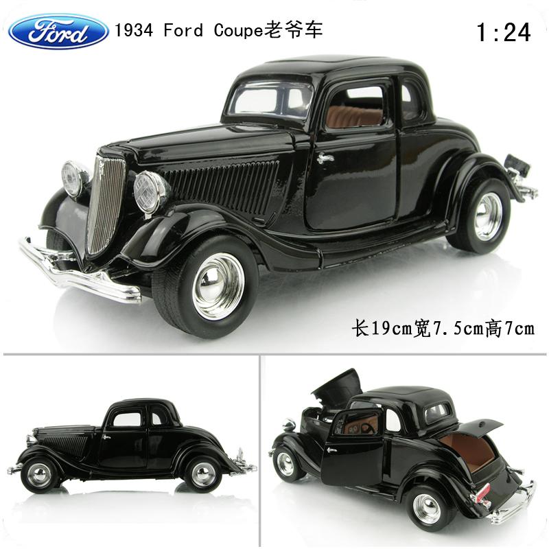 mod le de voiture en alliage 1934 ford coupe ford tisseuse mod les de voitures en alliage dans. Black Bedroom Furniture Sets. Home Design Ideas
