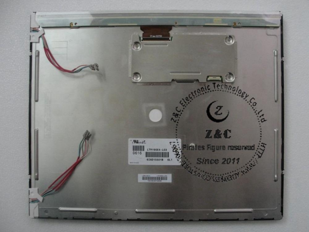 LTM190E4-L03 LTM190E4 L03 Brand New Original 19 inch 1280(RGB)*1024 Laptop LCD Screen Display Panel by SAMSUNG(China (Mainland))