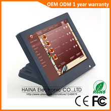 15'' All in one Touch Screen PC Desktop Computer for POS Terminal, Computador All in one for Cash Register(China (Mainland))