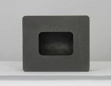 5oz silver refining Graphite Ingot Mold 2pcs  /High Density Graphite / Melting Silver Pour Precious Metal