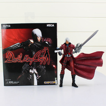 Buy 18cm NECA Devil May Cry Dante movable model toys PVC Action Figure Collectible modelo Toy for $21.40 in AliExpress store