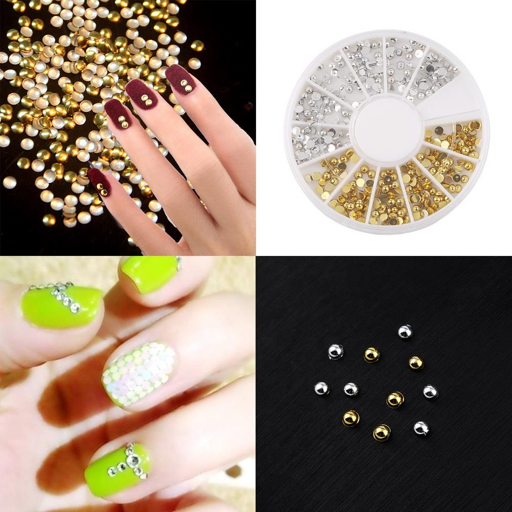 Top quality mini 3d nail art tip stud decor cute for 3d nail art decoration